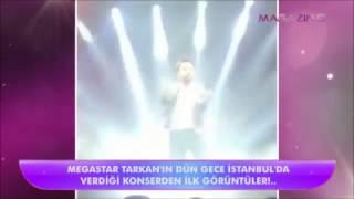 Tarkan'dan 2017 'nin İlk Konseri | Magazin D