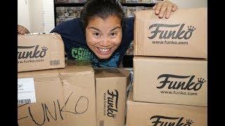 Funko Pop-Up Shop Haul! - [Ad Icons, NYCC, etc.]
