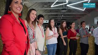 Valor Local TV  Inauguração do Fitness Factory Cartaxo