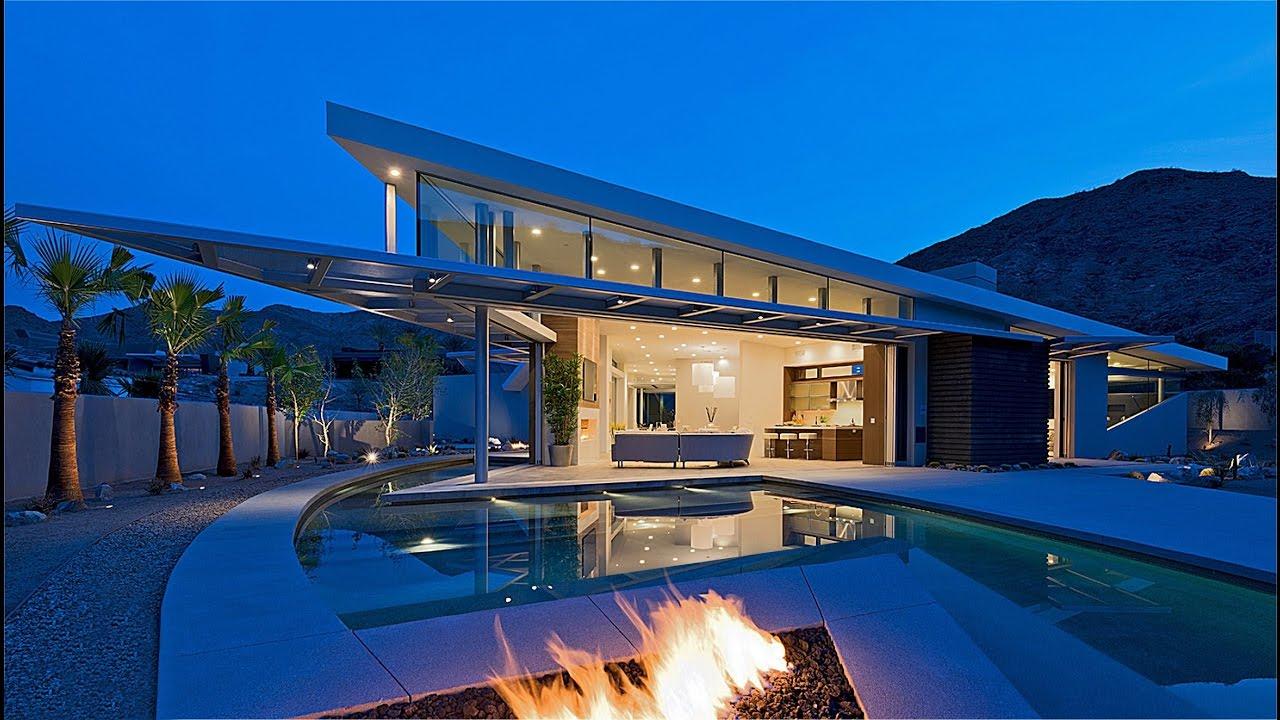 Modern Designed Exotic Custom Desert Home
