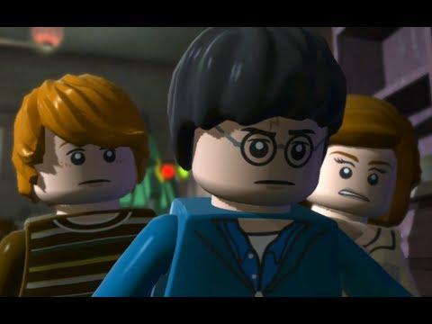Lego Harry Potter Years 5 7 Walkthrough Part 4 Year 5 Kreacher Discomforts Youtube