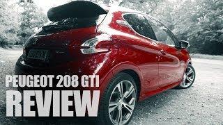 Peugeot 208 GTi 2013 Videos