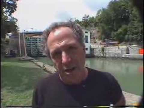 """Lockport -   from """"Along the Erie Canal"""" www.docfilm.com"""