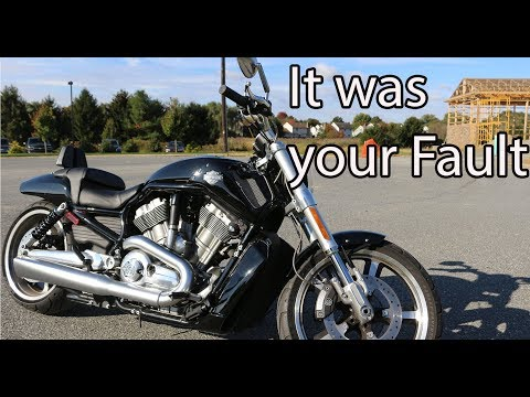 Why They Stopped Making the V Rod