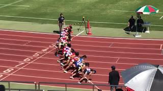 2017.09.30 大分県中学新人陸上 1年女子800m