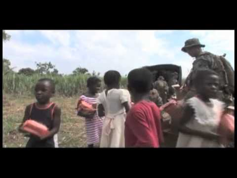 Navy, Marine Corps mission - Haiti disaster relief