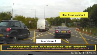md04 mag How many lanes and signs  and road markings does a person need?