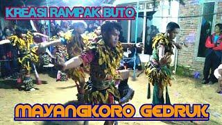 MAYANGKORO GEDRUK Feat Jathilan SISWO MUDHO - Part 2