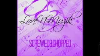 Ice (Screwed&Chopped) - Kelly Rowland Ft. Lil