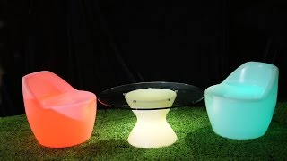 Led Sofa, Led Table , Led Chair Sl-lsc5656,led Desk Sl-lct-6565