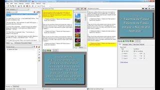 EasySlides Modulo 1 Instalacion, Instalar Biblia, y Manejo de textos