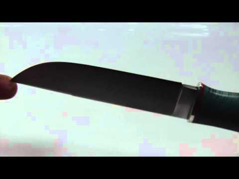 Нож с клинком из стали Vanax 35