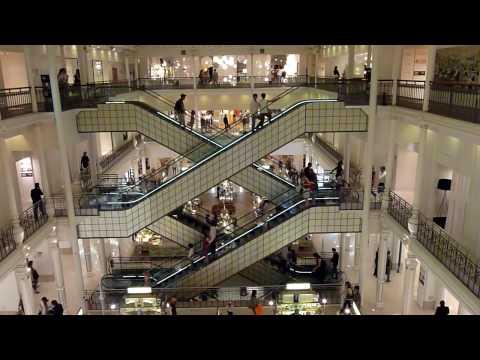 Department store Le Bon Marché - PARIS