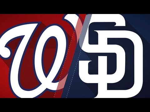 Hellickson dominates in 4-0 win over Padres: 5/8/18