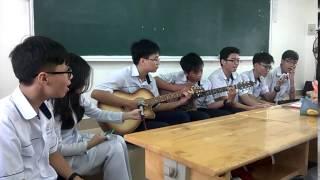Thu cuối cover( demo) guitar