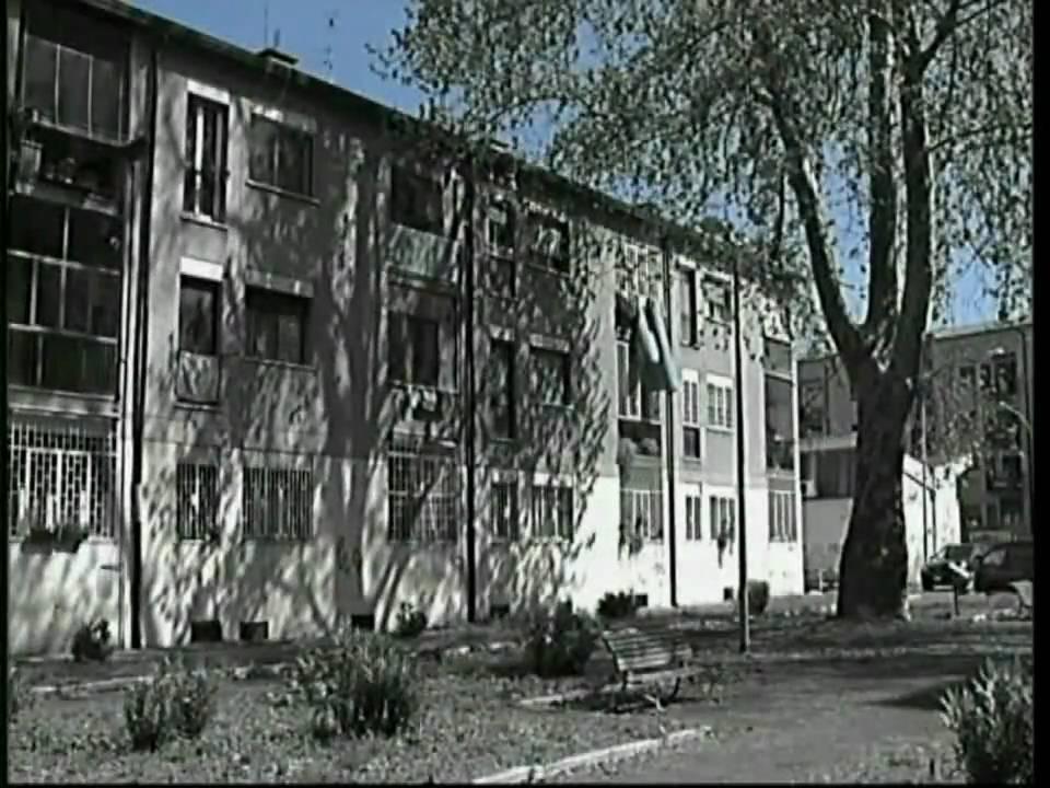 Quartiere Ina Casa Valco San Paolo  Roma  Vivere l