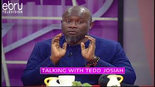 Tedd Josiah Narrates Last Moments With His Late Wife