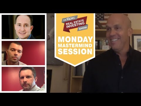 Real Estate Investing Mastermind (Epic - Live Action!) | Paul Baird, Mike Webb, Bill Kenny