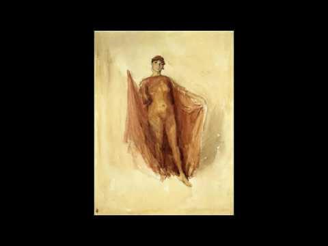James McNeill Whistler 詹姆斯·惠斯勒 American artist (1834- 1903)
