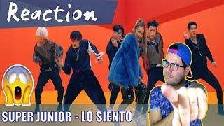 Download Lagu REACCIONANDO A SUPER JUNIOR - LO SIENTO [ SUPER JUNIOR | LO SIENTO I |REACTION ] | JUANCHO FUENTES Mp3