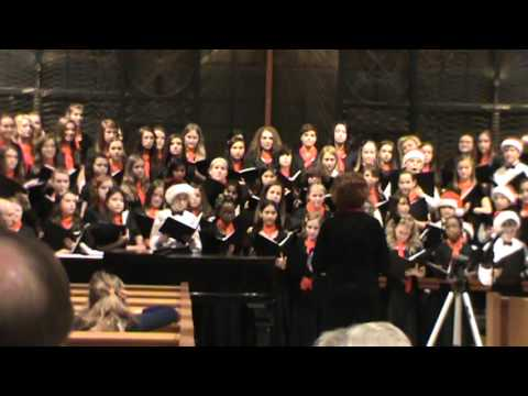 Joy to the World, Capital District Youth Chorale