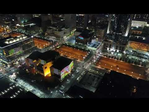 Blink Cincinnati 2017-Shot on DJI Phantom 4 Pro drone