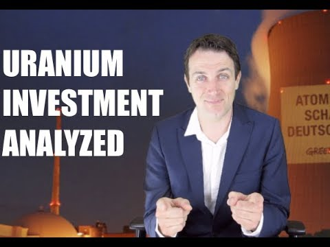 Is Uranium a Good Investment Now?