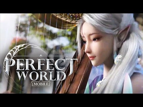 Perfect World Mobile 👀📱 First Look (iOS/Android)