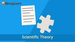 Scientific Theory (Civics) - Scientific Theory
