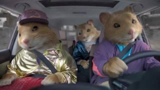 New 2021 веселые хомячки в рекламе Kia Soul.
