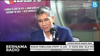 Pemulihan Ekonomi Malaysia Pasca COVID-19