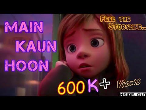 Secret Superstar | Main kaun Hoon (Animated Version) | Amir Khan | Inside Out |New Song