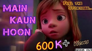 Secret Superstar | Main kaun Hoon (Animated Version) | Amir Khan | Inside Out |New Song