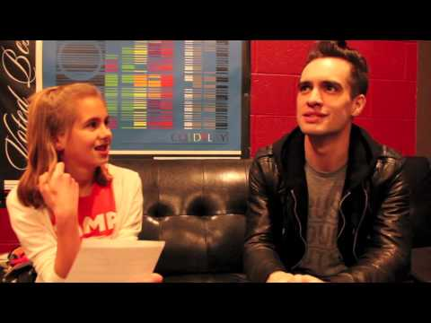 Kids Interview Bands - Panic! at the Disco