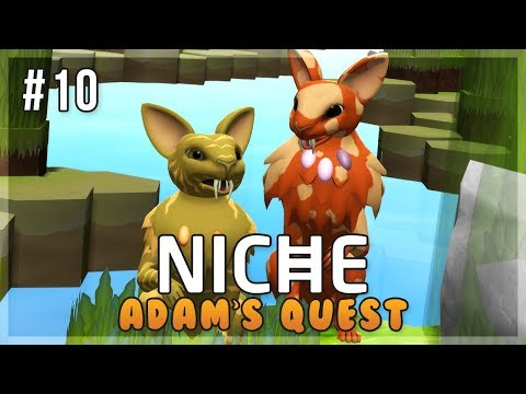 Free Spirits of the Archipelago! | Niche Let's Play • Adam's Quest - Episode 10