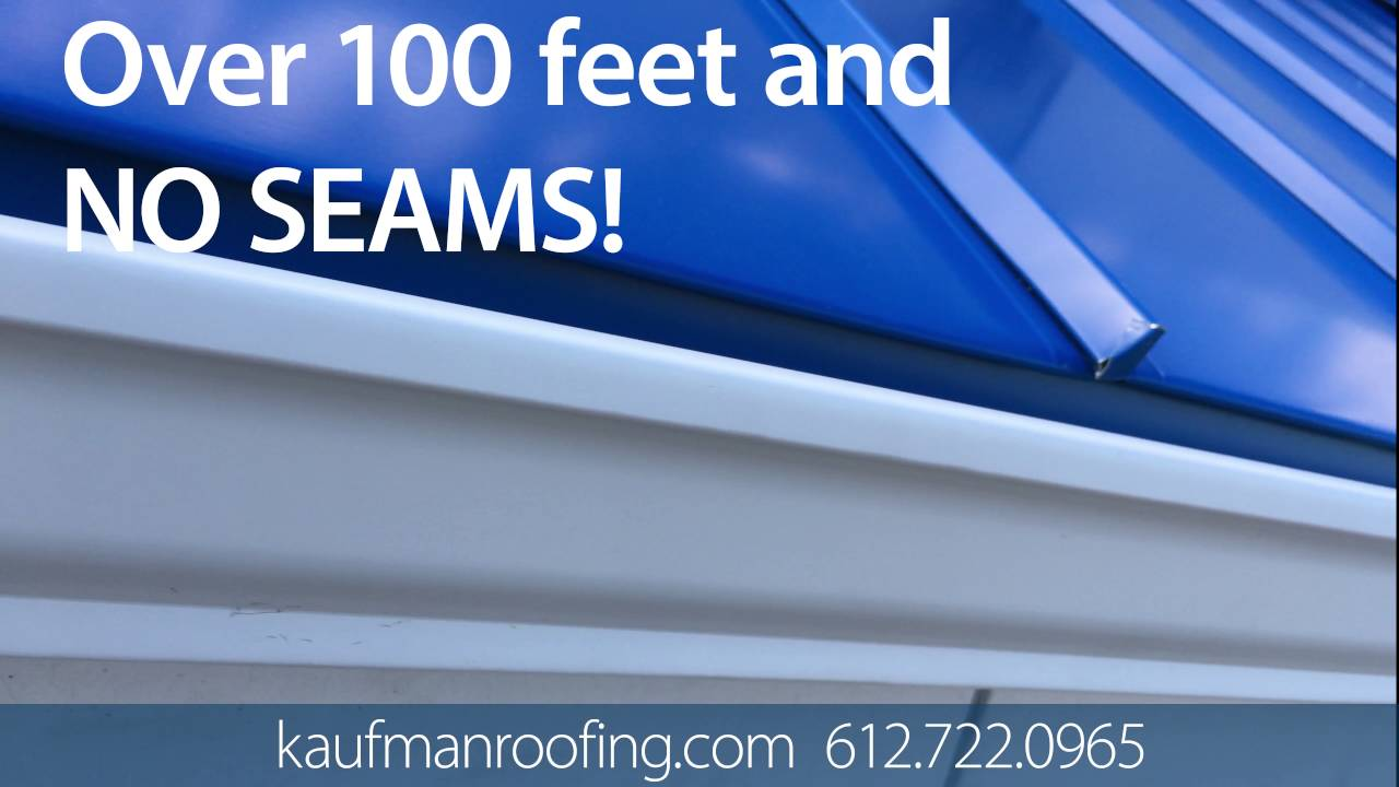 Seamless gutters youtube seamless gutters solutioingenieria Images