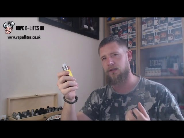 Vape D Lites   Danish Swirl Review
