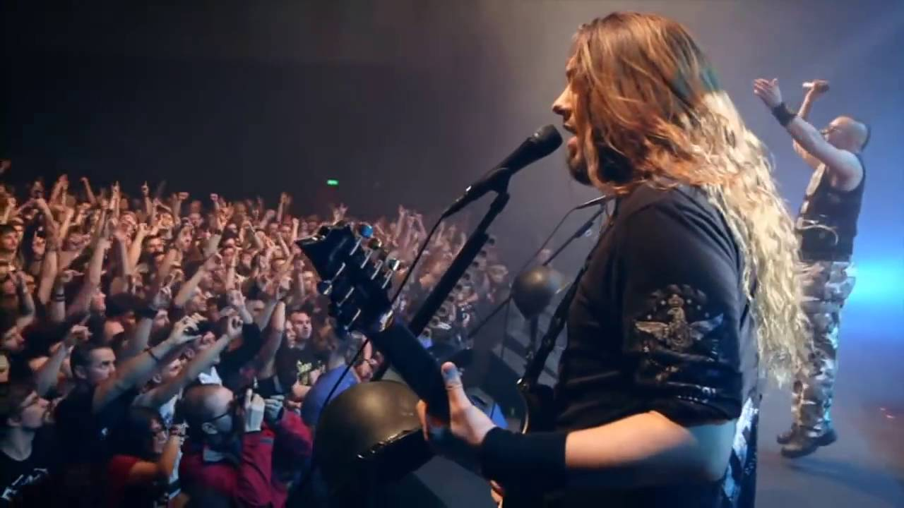 Sabaton - The Last Stand Live at Nantes, France 2016 (Full Concert ...