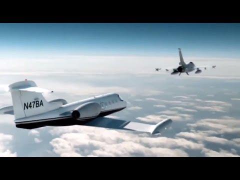Deadly Silence - 1999 South Dakota Learjet Crash - P3D