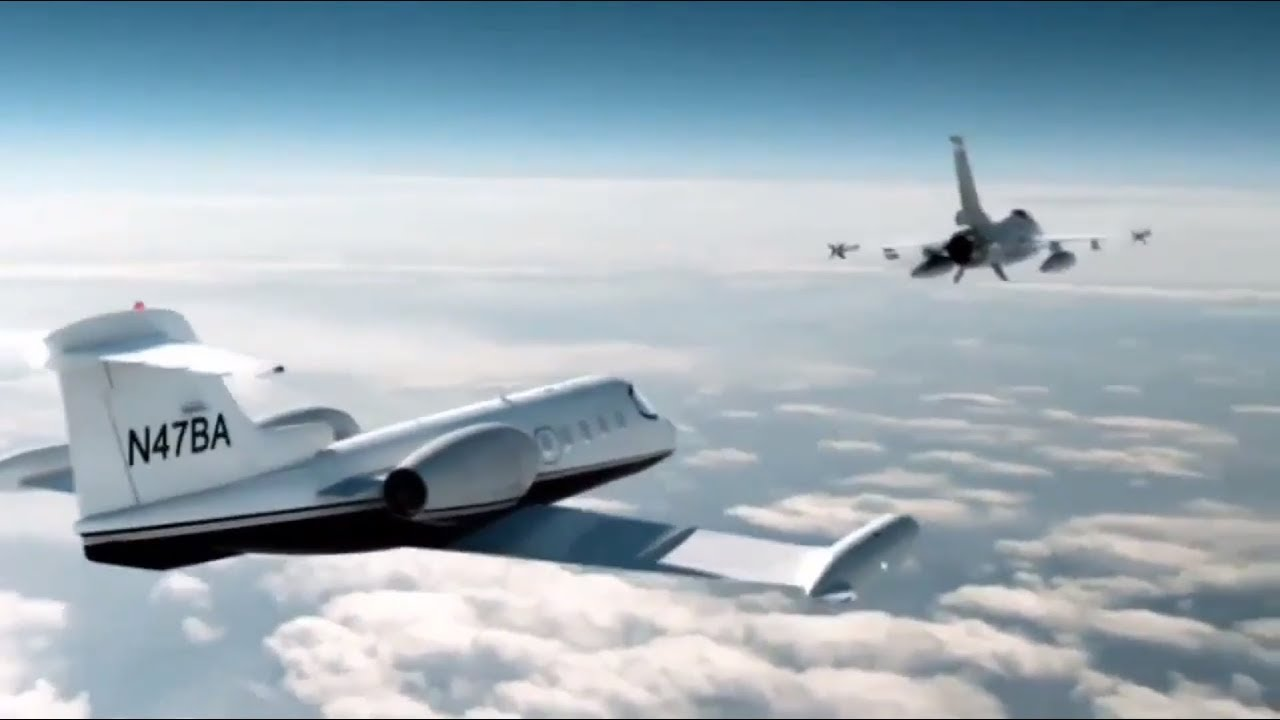 Deadly Silence - 1999 South Dakota Learjet Crash