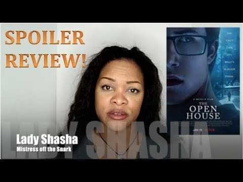 The Open House | SPOILER Horror Movie Review