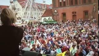 Tanja Lasch - Die immer lacht (Bunter Hering Stadtfest Frankfurt/Oder, rbb)
