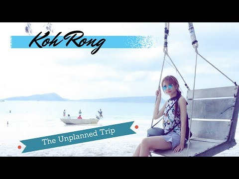 My trip to Koh Rong 2017