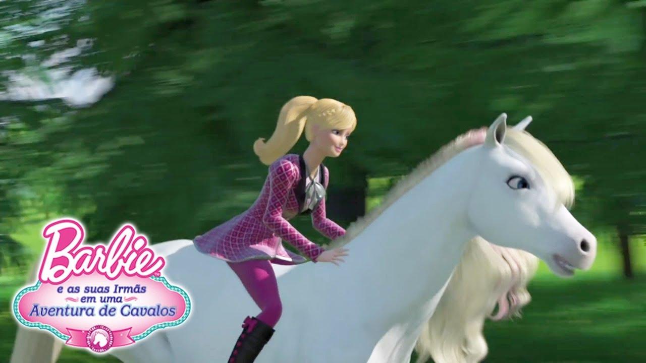 Barbie Suas Irmas Em Uma Aventura De Cavalos Erros De