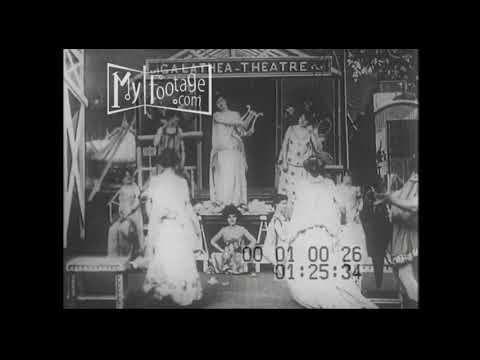 1903 Galathea Theatre (Silent)