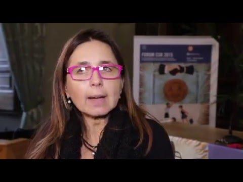 Michela Del Piero, Banca Popolare di Cividale_FORUM CSR 2015