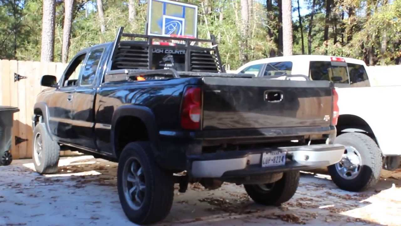 Silverado 2003 chevy silverado 1500 accessories : Zone Offroad/Performance Accessories 3 Inch Body Lift Progress ...