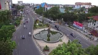 Footage Gedung Kampus Universitas MUHAMMADIYAH Riau