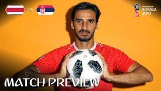 Bryan Ruiz (Costa Rica) - Match 10 Preview - 2018 FIFA World Cup™