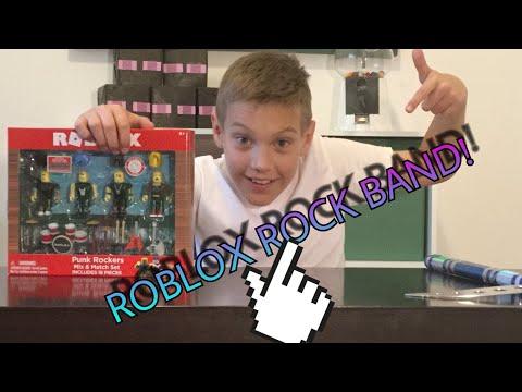 ROBLOX ROCK STAR SET!!!!!!!